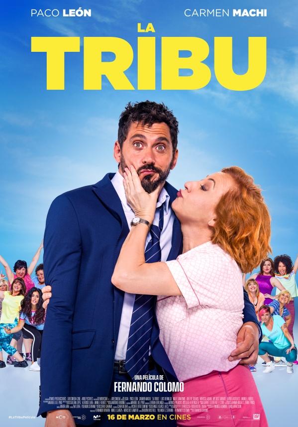 Imatge del cartell de la pel·lícula La Tribu