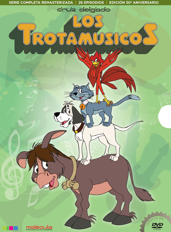 Imatge del cartell de la pel·lícula Los Trotamúsicos