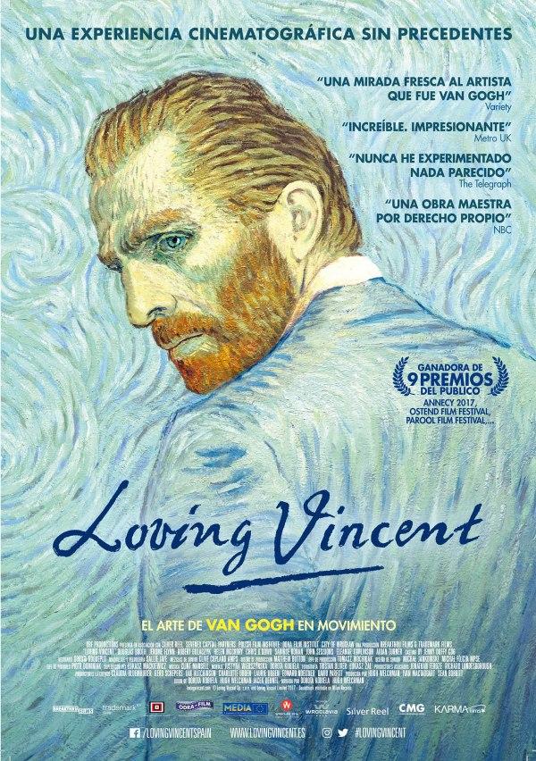 Imatge del cartell de la pel·lícula Loving Vincent