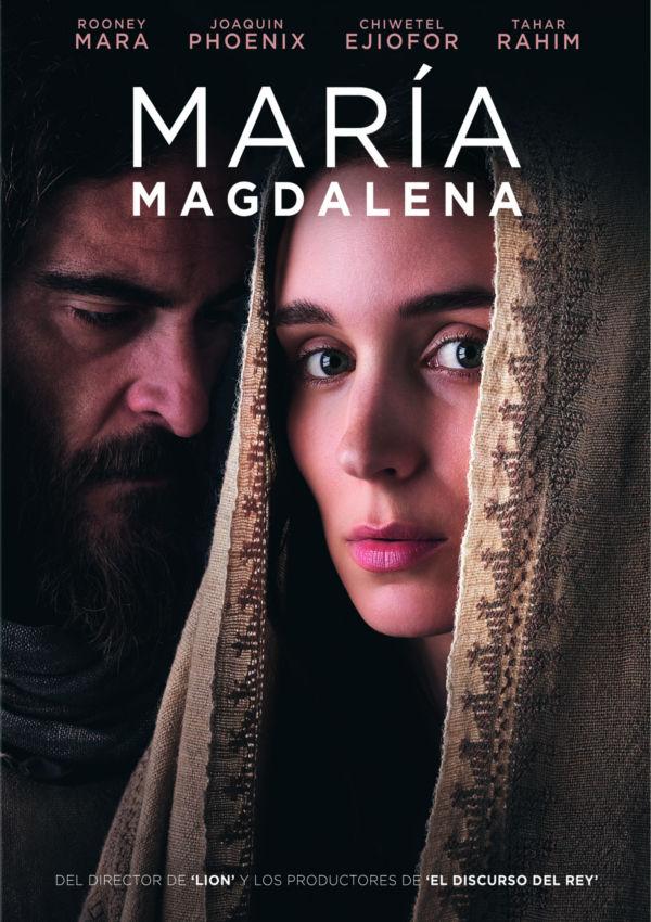 Imatge del cartell de la pel·lícula María Magdalena