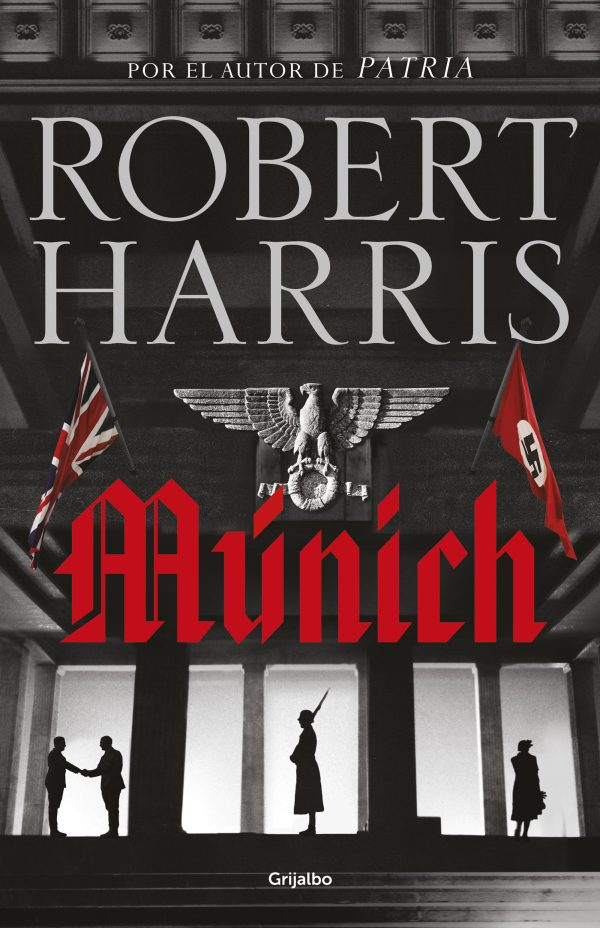 Portada de la novel·la Múnich de Robert Harris