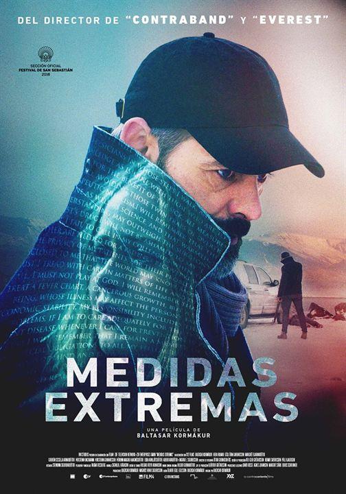 Imatge del cartell de la pel·lícula Medidas extremas