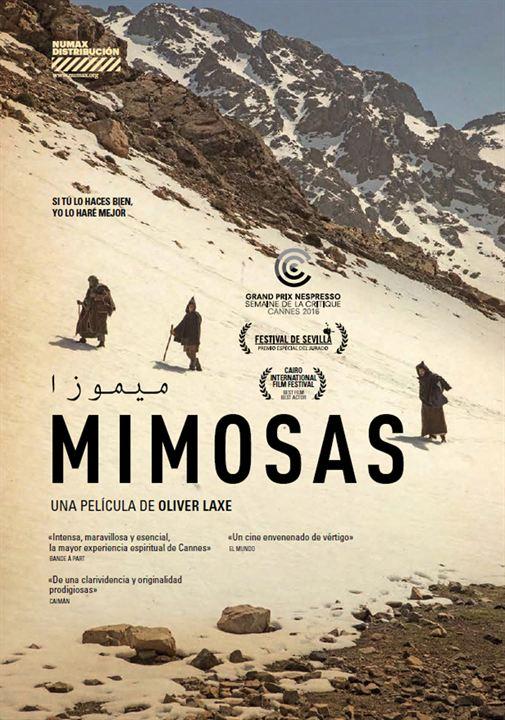 Imatge del cartell de la pel·lícula Mimosas