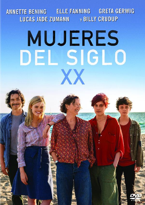 Imatge del cartell de la pel·lícula Mujeres del siglo XX