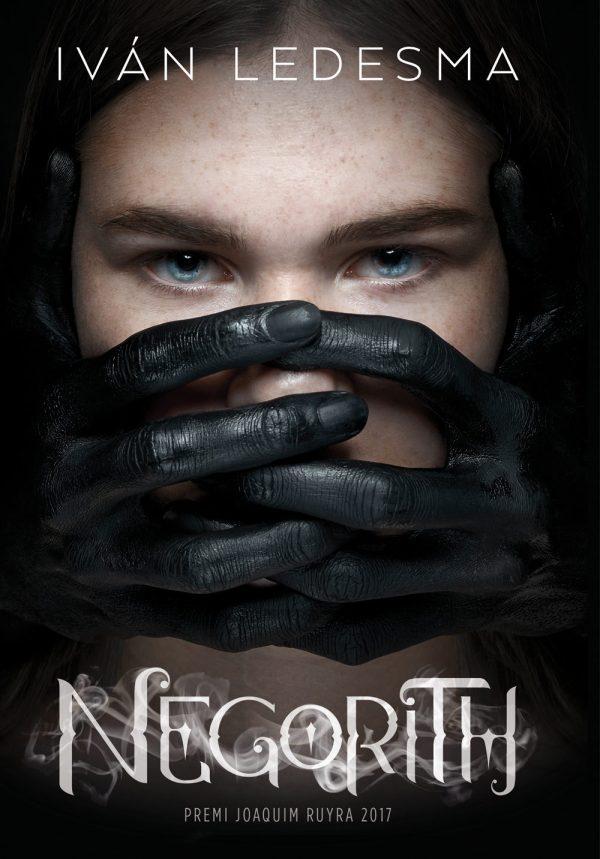 Portada de la novel·la Negorith d'Iván Ledesma
