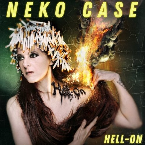 Portada del CD Hell-on de Neko Case