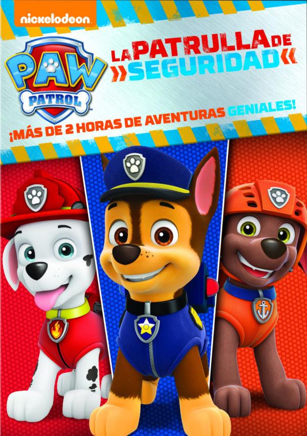 Imatge del cartell de la pel·lícula Patrulla canina: La patrulla de seguridad