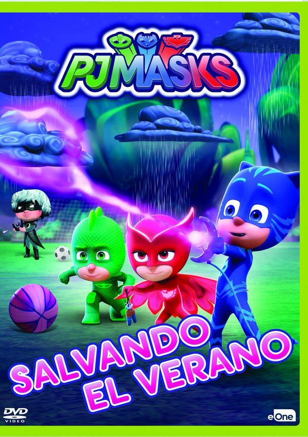 Imatge del cartell de la pel·lícula PJMasks Salvando el verano