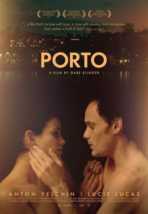 Imatge del cartell de la pel·lícula Porto