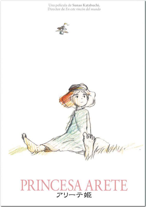Imatge del cartell de la pel·lícula Princesa Arete