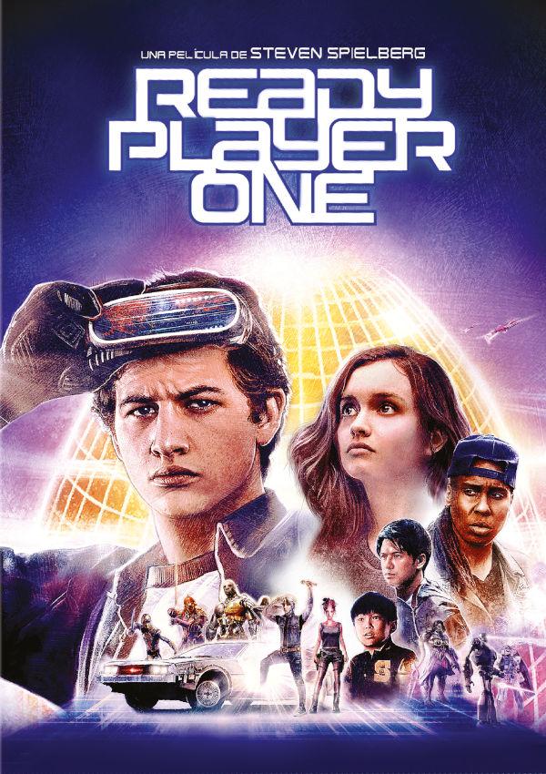 Imatge del cartell de la pel·lícula Ready Player One