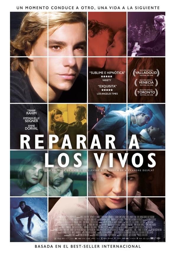 Imatge del cartell de la pel·lícula Reparar a los vivos