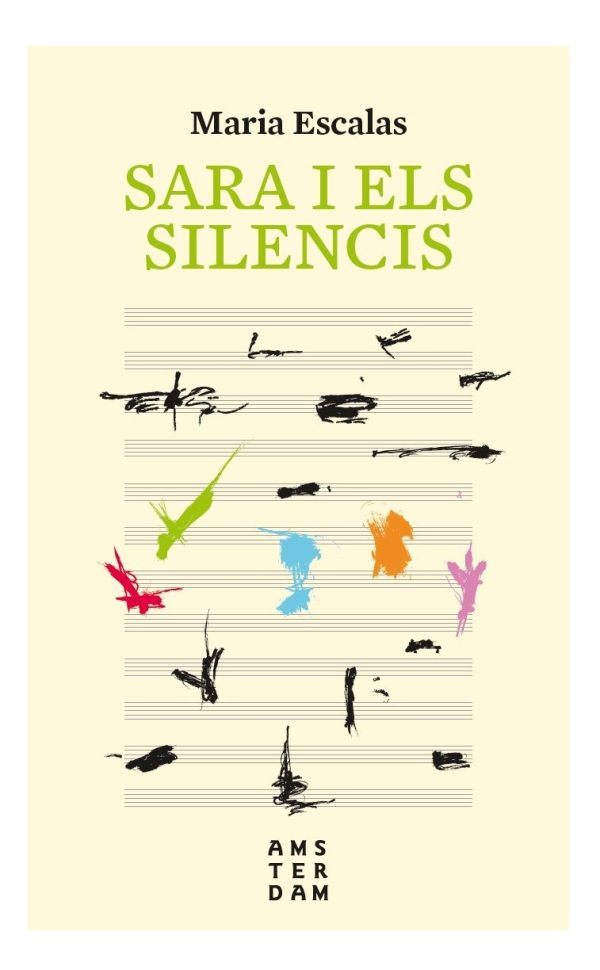 Portada de la novel·la Sara i els silencis de Maria Escalas