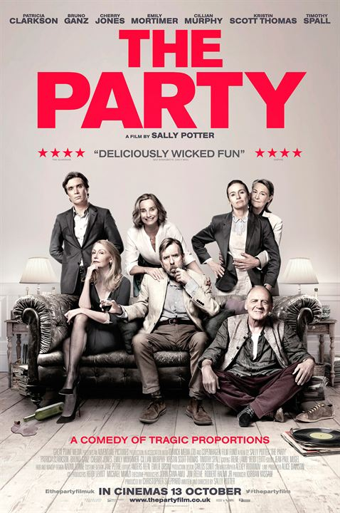 Imatge del cartell de la pel·lícula The Party