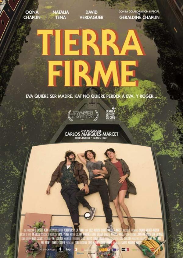 Imatge del cartell de la pel·lícula Tierra firme
