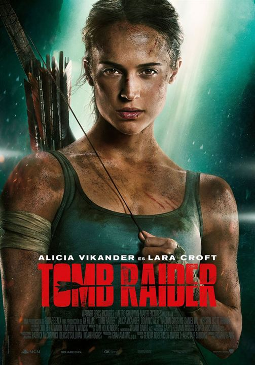 Imatge del cartell de la pel·lícula Tomb Raider