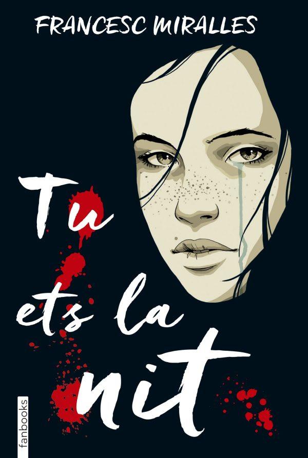 Portada de la novel·la Tu ets la nit de Francesc Miralles
