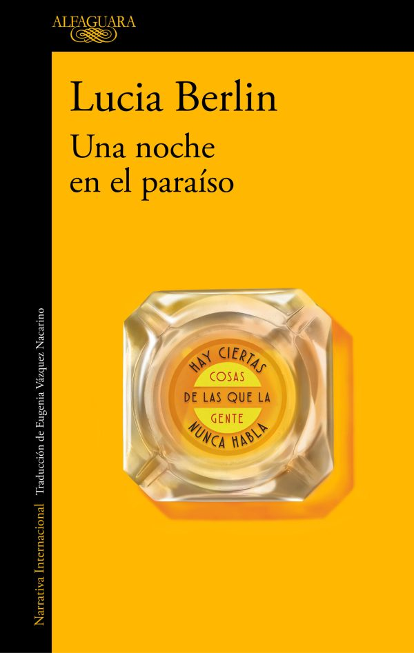 Portada de la novel·la Una noche en el paraíso de Lucia Berlin