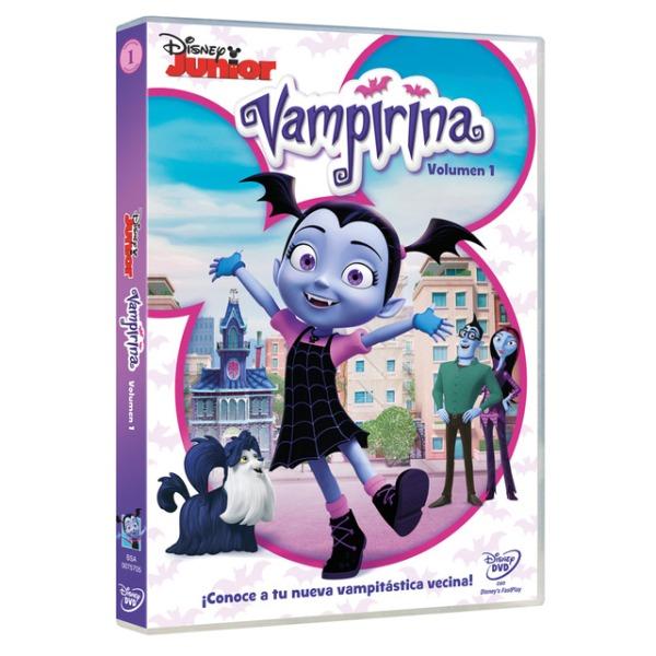 Imatge del cartell de la pel·lícula Vampirina
