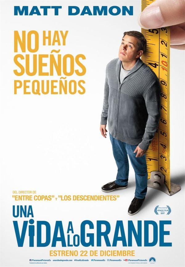 Imatge del cartell de la pel·lícula Una vida a lo grande