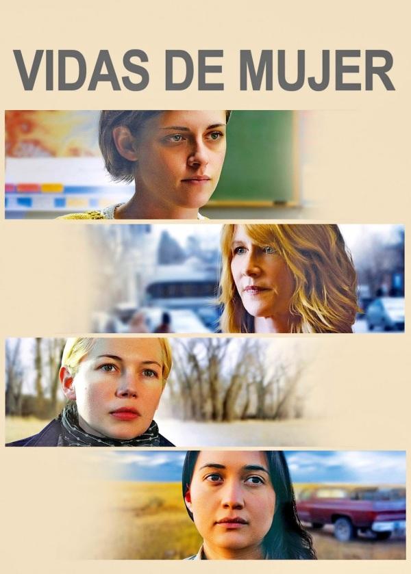 Imatge del cartell de la pel·lícula Vidas de mujer