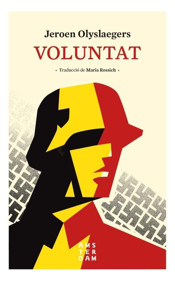 Portada de la novel·la Voluntat de Jeroen Olyslaegers