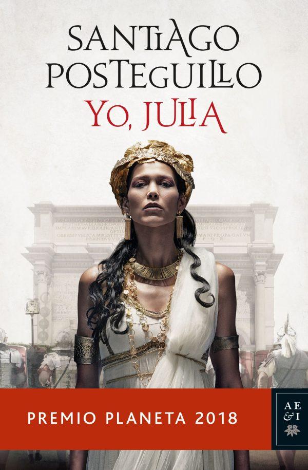 Portada de la novel·la Yo, Julia de Santiago Posteguillo