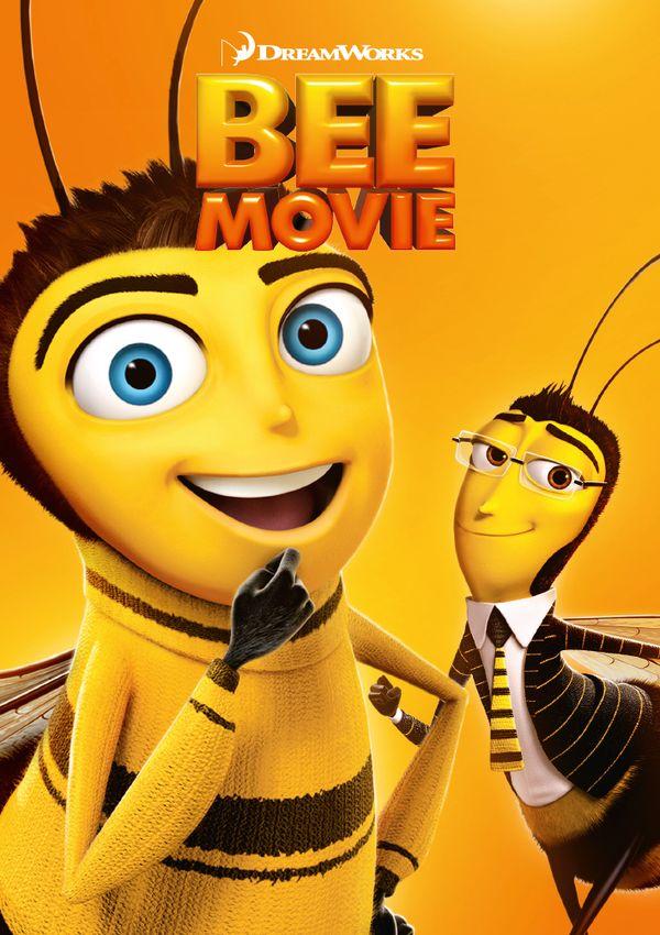Cartell de la pel·lícula infantil Bee movie
