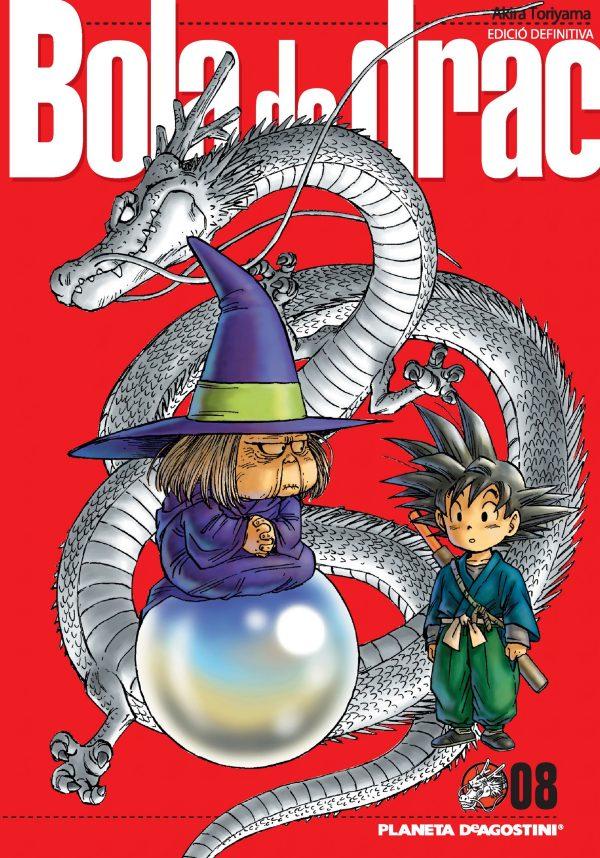 Portada del llibre Bola de drac (8)