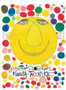 Portada del llibre Colores colores