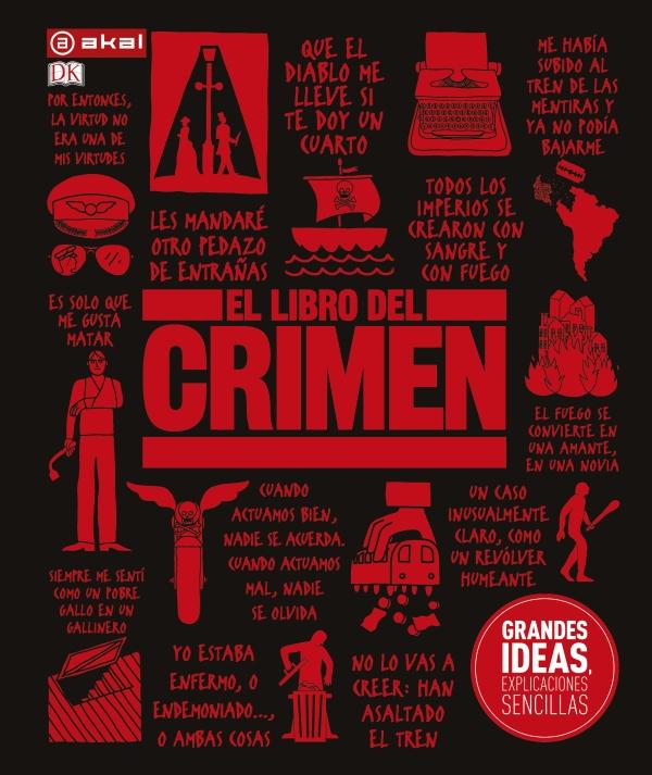 Portada del llibre El libro del crimen