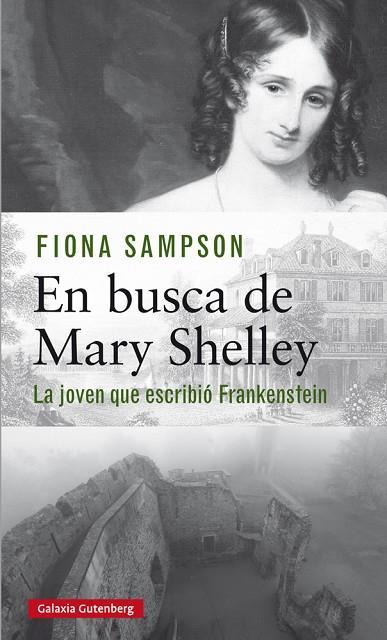 Portada del llibre En busca de Mary Shelley de Fiona Sampson
