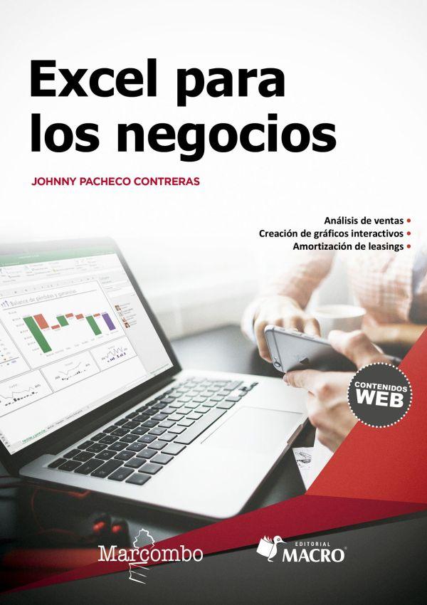 Portada del llibre Excel para los negocios