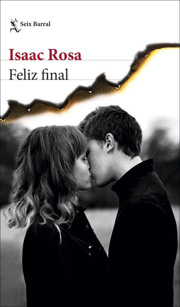 Portada de la novel·la Feliz final d'Isaac Roca