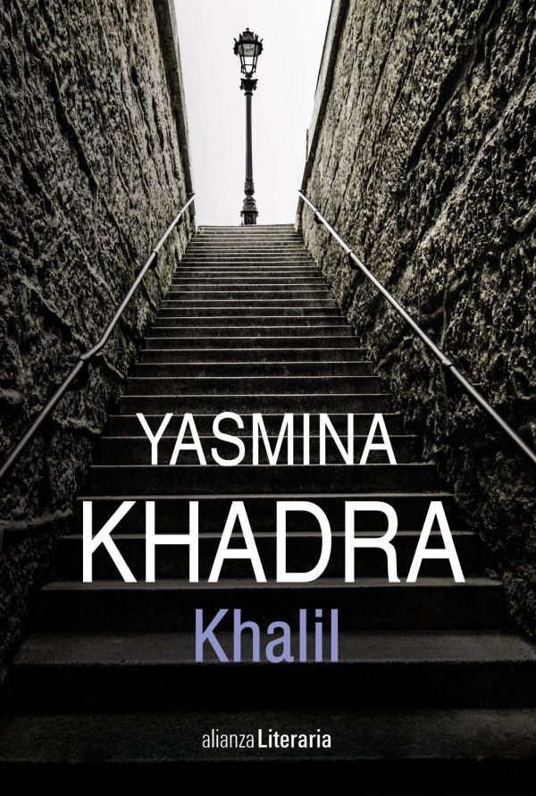 Portada de la novel·la Khalil de Yasmina Khadra