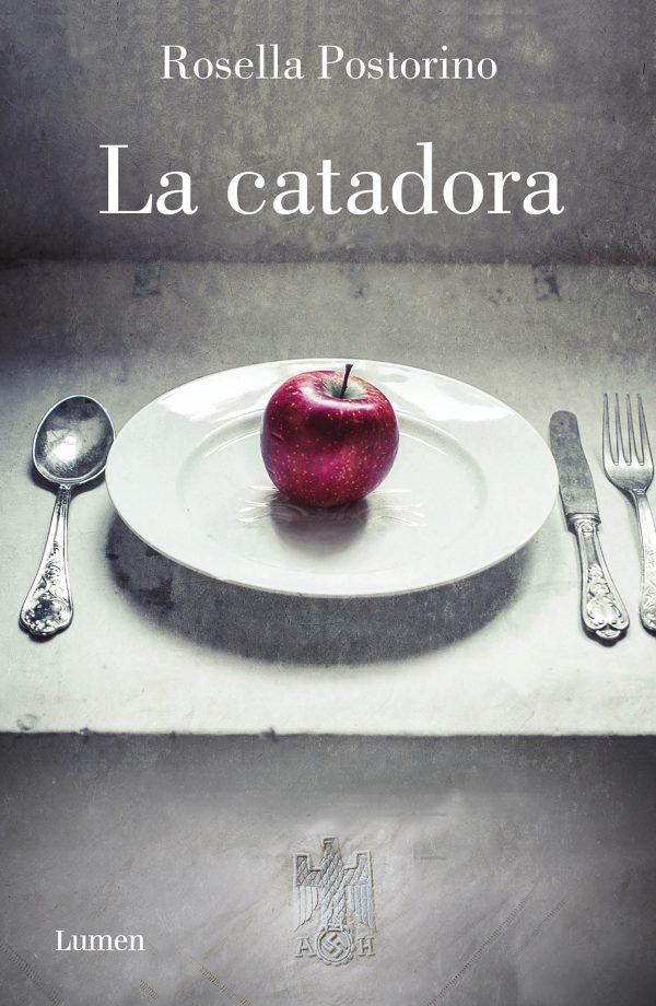 Portada de la novel·la La catadora de Rosella Postorino