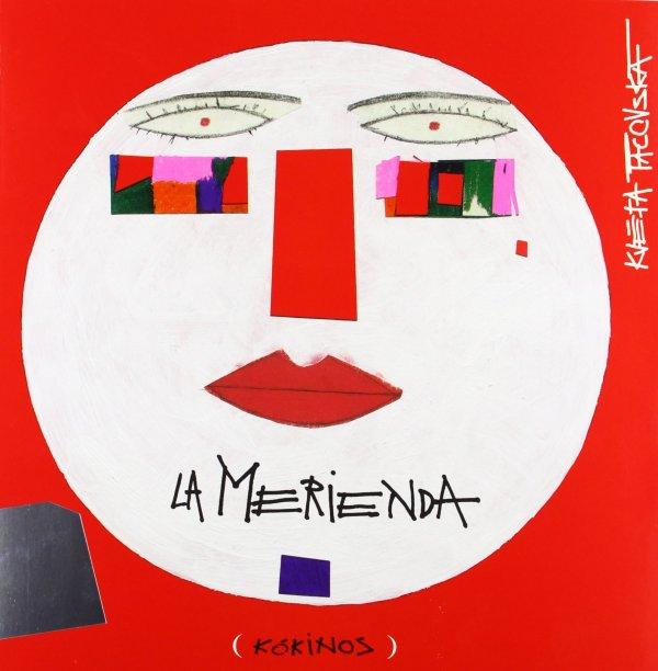 Portada del llibre infantil La merienda de Kevta Pacovská