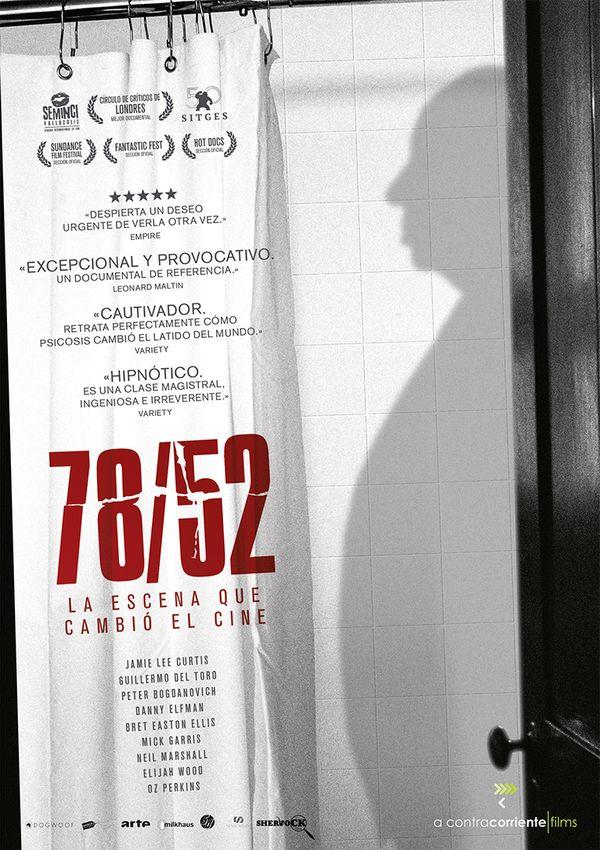 Cartell de la pel·lícula 78/52 La escena que cambió el cine