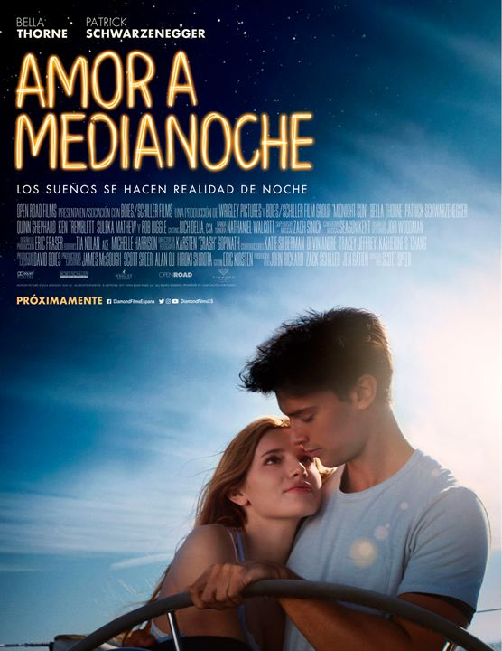 Cartell de la pel·lícula Amor a medianoche