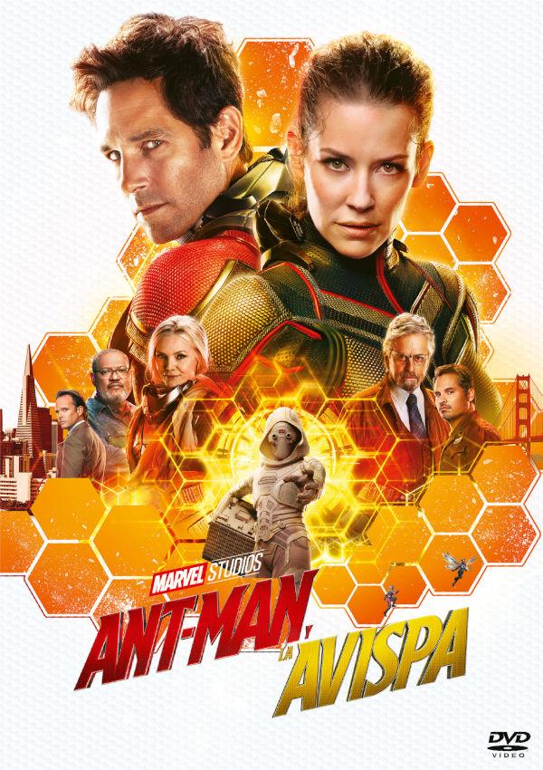 Cartell de la pel·lícula Ant-man y la Avispa