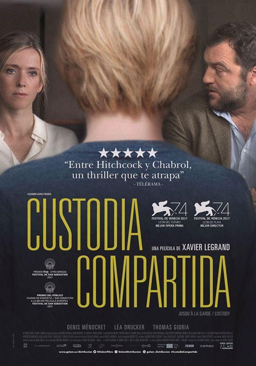 Cartell de la pel·lícula Custodia compartida