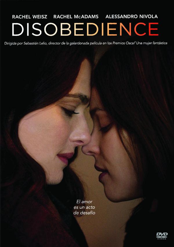 Cartell de la pel·lícula Disobedience