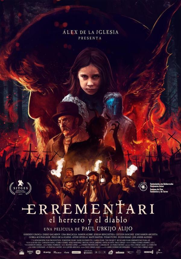 Cartell de la pel·lícula Errementari, el herrero del diablo