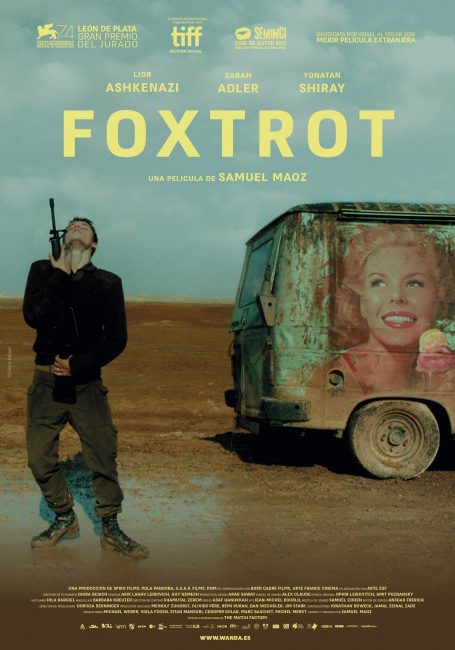 Cartell de la pel·lícula Foxtrot