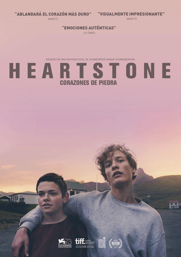 Cartell de la pel·lícula Heartstone