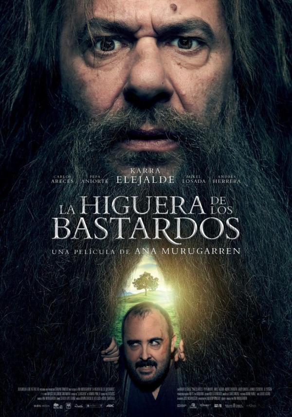 Cartell de la pel·lícula La higuera de los bastardos