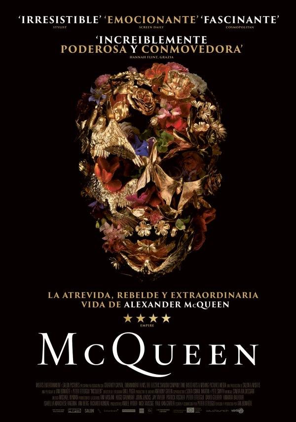 Cartell de la pel·lícula McQueen