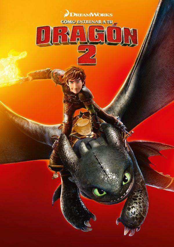 Imatge del cartell de la pel·lícula Cómo entrenar a tu dragón 2