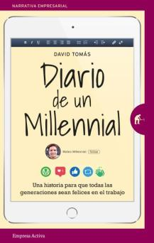 Portada del llibre Diario de un Millenial