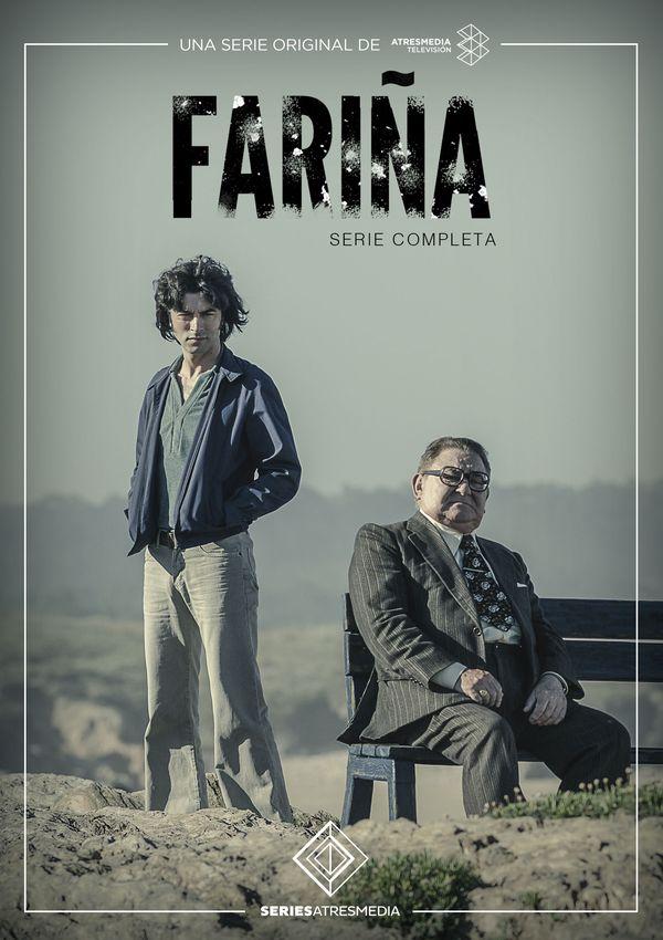 Imatge del cartell de la sèrie Fariña